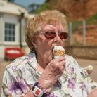 It can be hard to tell when your elderly loved needs further support at home. Image: Overington Care