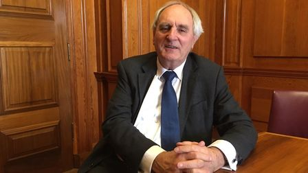 Council leader Councillor John Hart says the vast majority of Devon people have behaved with great s