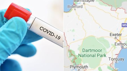 Devon County Council has unveiled a new plan on how coronavirus will be combatted in the future. Pic