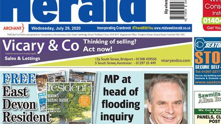 How you can help the Midweek Herald keep our community together and informed