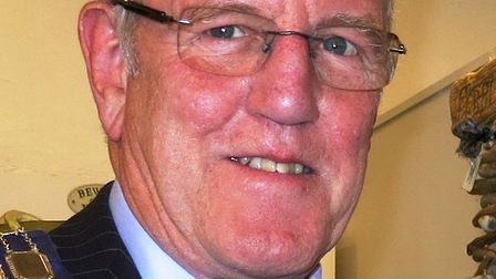 Former Seaton Mayor Jack Rowland who has resigend from the town council. Picture: Chris Carson