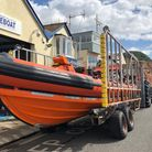 Sidmouth lifeboat. Picture: Sidmouth Lifeboat