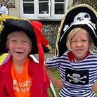 Regatta Remotely fancy dress. Here there be pirates. Picture: Kayleigh Westlake
