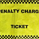 Penalty charge ticket