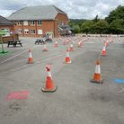Precautions put in place to ensure Honiton Primary School students stay safe. Picture: Honiton Primary School