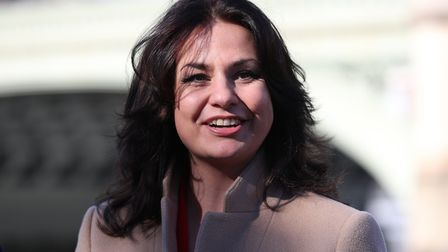 Unite to Remain is an initiative led by former MP Heidi Allen. Picture: Jonathan Brady/PA Wire/PA Im