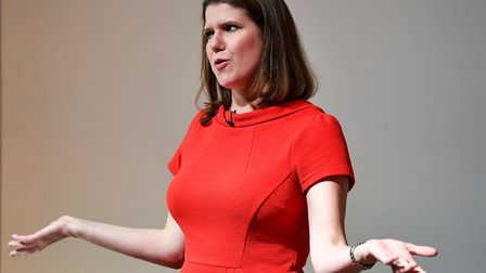 Jo Swinson has called her exclusion from an upcoming BBC electoral debate 'an establishment stitch-u