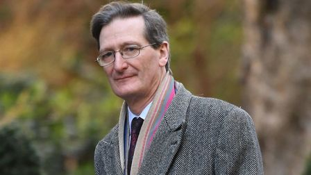 Dominic Grieve has said he has already raised more than enough money to fight the election. Picture: