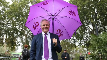 UKIP's Richard Braine. Photo: ISABEL INFANTES/AFP via Getty Images)