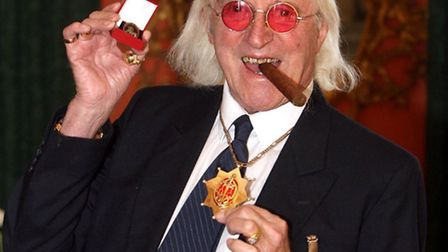 Devon and Cornwall Police say they are investigating five offences involving the late Jimmy Savile.
