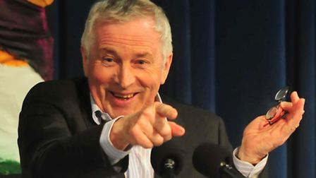 Jonathan Dimbleby will be chairing the Radio 4 programme Any Questions live from Park School in Barn