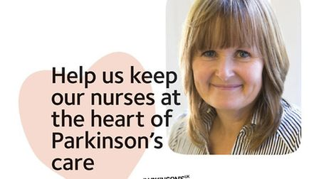 North Devon nurse Lynn Gill was the face of the successful Parkinson's UK national fund raising camp