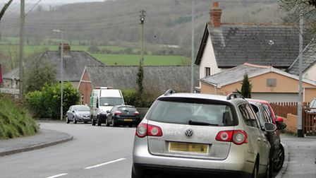 BishopsTawton Parish Council is calling for road safety improvements in the village.