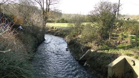 The Venn Stream has burst its banks three times in the last 12 years.