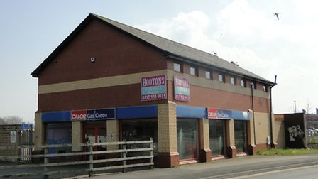 The former Calor gas centre in Barnstaple could become a Costa Coffee.