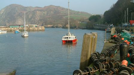 Ilfarcombe is one of several North Devon communities which still supports an important fishing indus