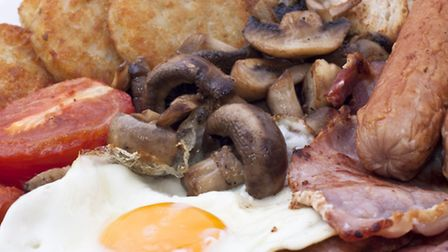 Enjoy a full English breakfast and help North Devon Hospice with the annual Big Breakfast at North D