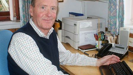 Dr Ian Jack is retiring after 36 years as a GP at Brannam Medical Centre in Barnstaple.