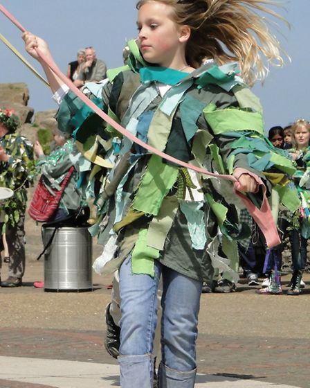 Scenes from the Ilfracombe May Day Celebrations 2013. To order this picture click on the myphotos24