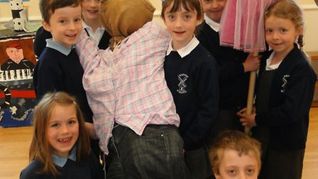 Why not take part in the Instow School Scarecrow Trail, running from May 4-6? Here, pupils get to gr