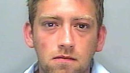 Jason Huxtable has been jailed for six years after killing two of his friends in a car crash near Br