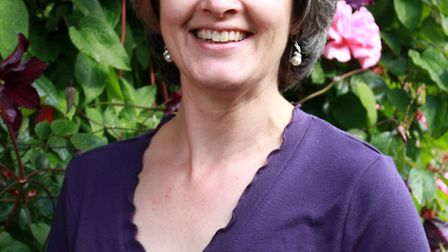 Former Hollywood dressmaker Sarah Chesters is now the education officer at RHS Rosemoor after decidi