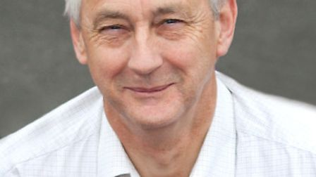Local news legend: Geoff Staddon retires this week after 47 years at the Gazette.