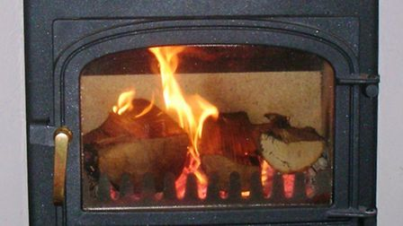 Wood burners are becoming popular as an alternative means of heating.