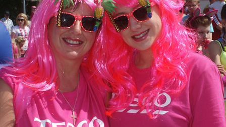 Race for Life gives cancer a run for its money in Barnstaple. To order this photo and see others cli
