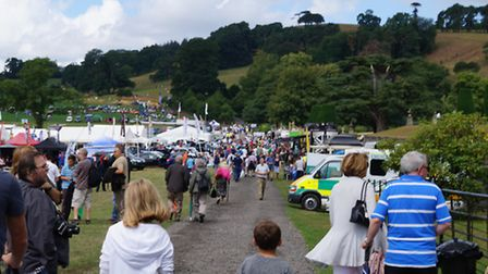 A scenes from the Castle Hill Car Festival at Filliegh. Picture: Graham Harris.