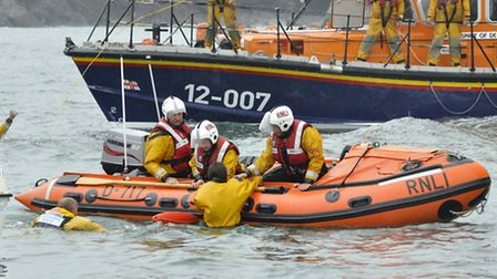 Plenty to see and do at Ilfracombe Rescue Day on Wednesday, August 14. Picture: Steve Swain.
