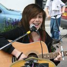 Maddie Warren, 14-year-old singer songwriter and instrumetallist will be performing during South Mol