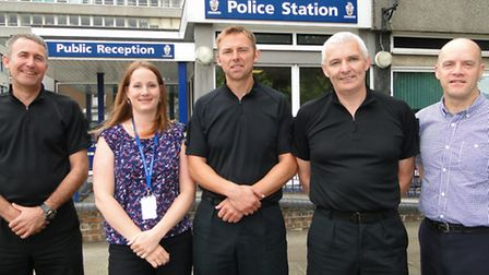 Members of the crime reduction and community safety teams will be writing a weekly column on what is