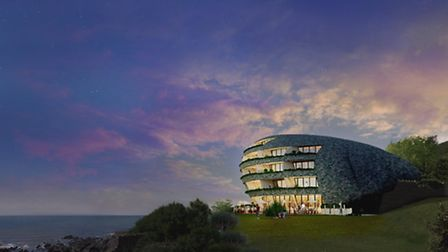 How the Croyde hotel could look.
