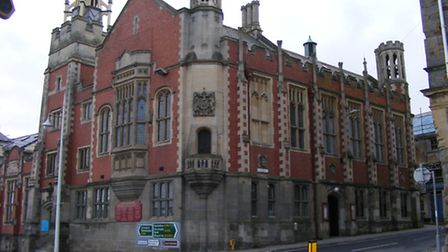 The inquest was held at Bideford town hall today (Thurs).