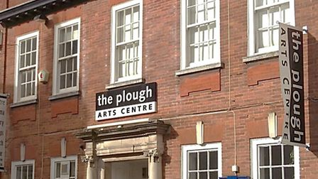 The Plough Arts Centre in Torrington is seeking to raise money for a new digital projector.