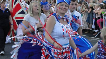 Last year's carnival celebrated the best of British.