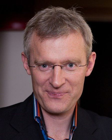 Jeremy Vine will be talking at the book festival in October.