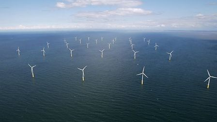 An offshore wind farm is being proposed for the Bristol Channel, eight miles off the North Devon Coa