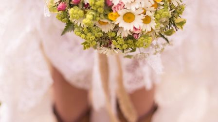 Experience rustic charm at the Blue Fizz wedding festival at Whitemoor Farm on Sunday.