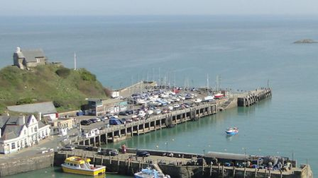 Work is about to begin on the Old Quay Head in Ilfracombe.