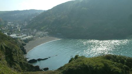 Hele Bay has won gold in its first year of entering the South West in Bloom competition.