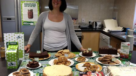 Ilfracombe Foodservice hosted a World's Biggest Coffee Morning event at its Mullacott depot, organis
