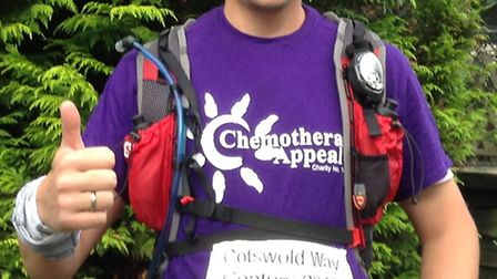 Adrian Colwill of Beacon Running is organising the Bideford Bay 50K for the Chemotherapy Appeal.