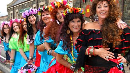 Barnstaple Carnival 2013. To order this photo and see others click on the Photo Sales tab under Nort
