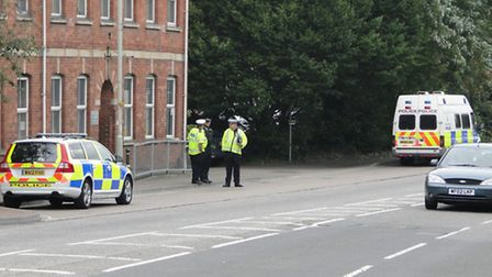 Police were out in force on Alexandra Road in Barnstaple as part of the ANPR operation