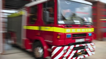 The FBU are striking between 12-4pm on Wednesday over a pension dispute