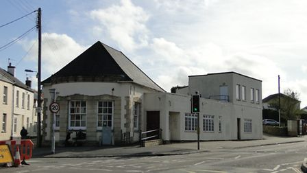The former NatWest building in Braunton.