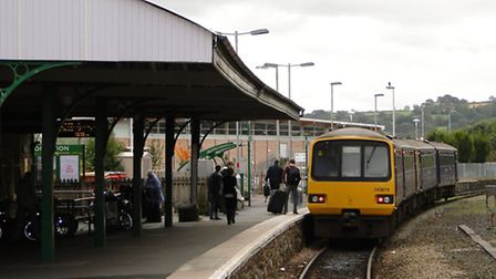 Barnstaple Station should be able to take more than one train at a time - among other measures propo