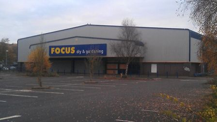 The former Focus DIY store will become a B&M retailer.